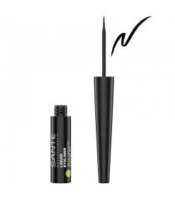 Flüssiger BIO-Eyeliner N°01 Black - 3,5ml - Sante
