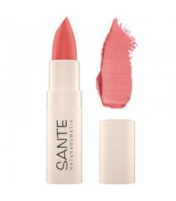 BIO-Lippenstift glänzend N°01 Rose Pink - 4,5g - Sante