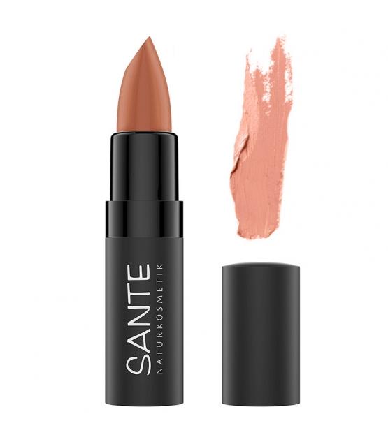Rouge à lèvres mat BIO N°01 Truly Nude - 4,5g - Sante