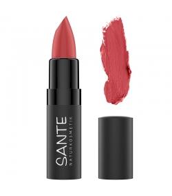 Rouge à lèvres mat BIO N°04 Pure Rosewood - 4,5g - Sante