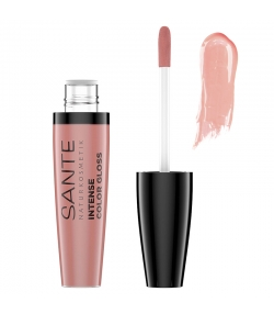 BIO-Lipgloss N°01 Style-Me-Nude - 9ml - Sante