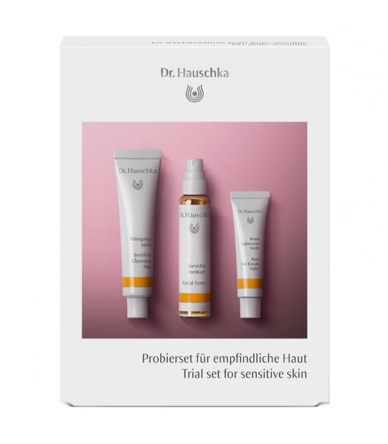 BIO-Probierset für empfindliche Haut - Dr.Hauschka