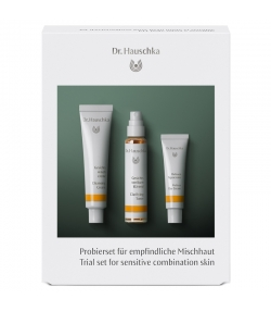 Kit découverte pour peau mixte et sensible BIO - Dr.Hauschka