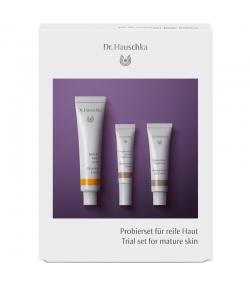 Kit découverte pour peau mature BIO - Dr.Hauschka
