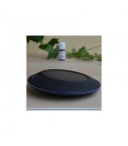 Diffuseur solaire rechargeable d'huile essentielle par ultrason - Solwheel Noir - Zen Arôme