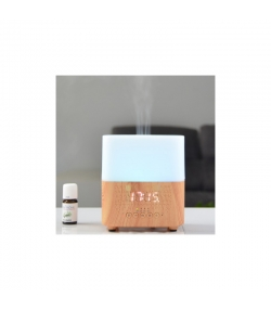 Diffuseur électrique d'huile essentielle par ultrason - Tempo - Zen Arôme