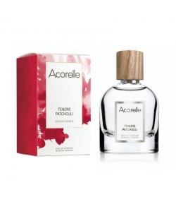 Aufblühendes BIO-Eau de Parfum Tendre Patchouli - 50ml - Acorelle