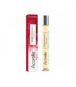 Aufblühendes BIO-Parfum Roll-on Tendre Patchouli - 10ml - Acorelle