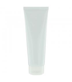 Tube en plastique blanc 125ml avec bouchon à clip blanc - 1 pièce - Potion & Co
