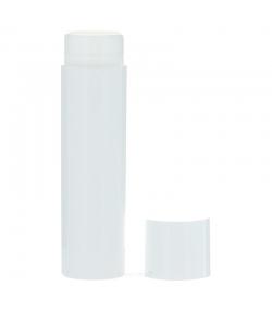 Stick de poche en plastique blanc 5ml avec bouchon - 1 pièce - Potion & Co
