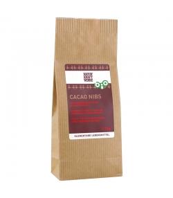 "Morceaux de graines de cacao pur ""Cacao nibs"" BIO - 75g - NaturKraftWerke"