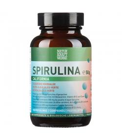 Spirulina California - 100 Tabletten à 500mg - NaturKraftWerke