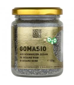 BIO-Gomasio aus schwarzem Sesam - 100g - NaturKraftWerke