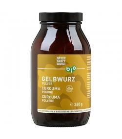 BIO-Gelbwurz Pulver - 260g - NaturKraftWerke