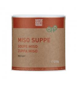 Soupe Miso instant BIO - 210g - NaturKraftWerke