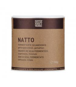 Natto fermentierte Sojabohnen Pulver - 150g - NaturKraftWerke