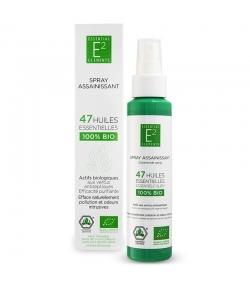 Spray assainissant aux 47 huiles essentielles BIO - 200ml - E2 Essential Elements