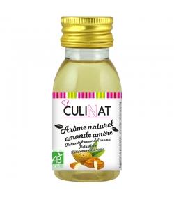 Arôme naturel d'amande amère BIO - 60ml - Culinat