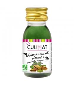 Natürliches BIO-Pistazien-Aroma - 60ml - Culinat