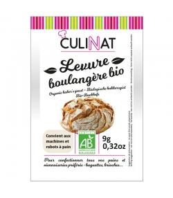 Levure boulangère BIO sans gluten - 3x9g - Culinat
