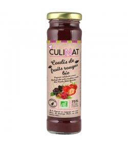 Coulis de fruits rouges BIO - 160g - Culinat