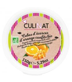 Cubes d'écorces d'orange confits BIO - 150g - Culinat