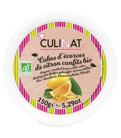 Cubes d'écorces de citron confits BIO - 150g - Culinat