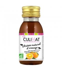 Arôme naturel d'orange BIO - 60ml - Culinat