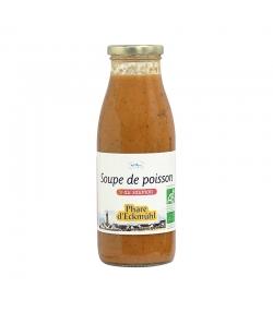 BIO-Fischsuppe mit Lachs - 500ml - Phare d'Eckmühl
