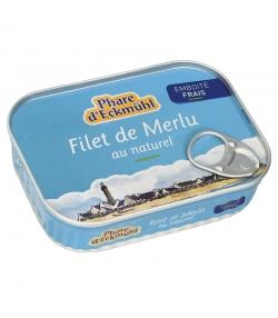 Filet de merlu au naturel - 150g - Phare d'Eckmühl