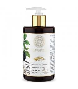 Natürliches Shampoo Erholung pur Sibirischer Ginseng - 480ml - Natura Siberica