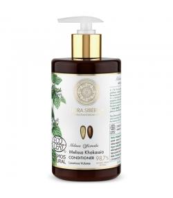 Après-shampooing volume somptueux naturel mélisse de Khakassie - 480ml - Natura Siberica