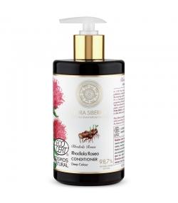 Après-shampooing couleur intense naturel orpin rose - 480ml - Natura Siberica