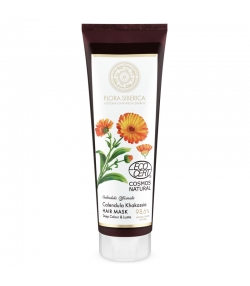 Masque capillaire couleur intense & brillance naturel calendula de Khakassie - 200ml - Natura Siberica