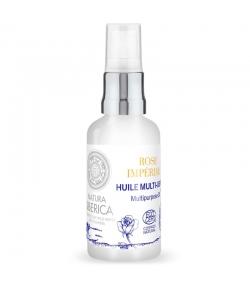 Natürliches Multifunktionsöl für Gesicht, Körper & Haar Kaiserliche Rose & Ylang-Ylang - 30ml - Natura Siberica