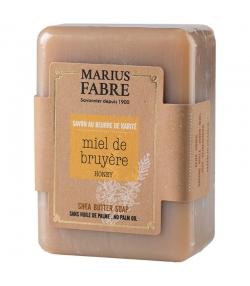 Savonnette au beurre de karité & au miel de bruyère - 150g - Marius Fabre Bien-être