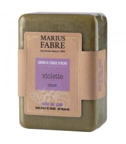 Seife mit Olivenöl & Veilchen - 150g - Marius Fabre Bien-être