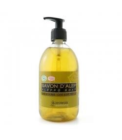 Savon d'Alep liquide BIO olive & laurier - 500ml - Karawan