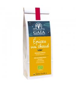 Épices vin chaud mélange d'épices recette alsacienne BIO - 100g - Les Jardins de Gaïa