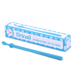 Oriculi bleu nettoyeur d'oreilles écologique en bioplastique - 1 pièce - Lamazuna