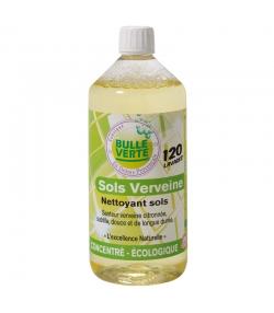 Nettoyant sols écologique verveine - 120 lavages - 1kg - Bulle Verte