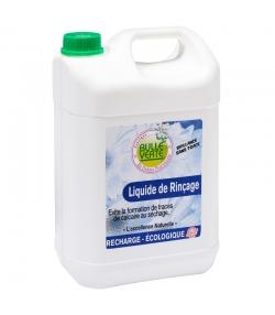 Liquide de rinçage écologique sans parfum - 5l - Bulle Verte