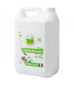 Lessive liquide douceur écologique lavandin, orange & petit grain - 82 lavages - 5l - Bulle Verte