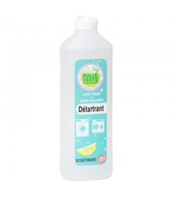 Détartrant pour lave-linge & lave-vaisselle écologique citron - 500ml - Bulle Verte