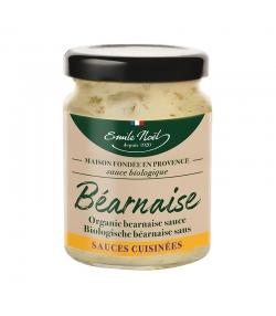 Sauce béarnaise BIO - 90g - Emile Noël