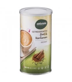 Café instantané aux céréales avec cannelle & cardamome BIO - 125g - Naturata