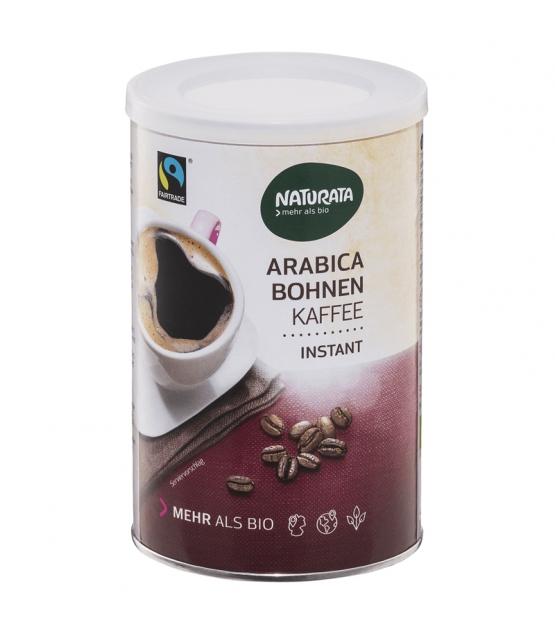 Arabica BIO-Bohnenkaffee Instant - 100g - Naturata