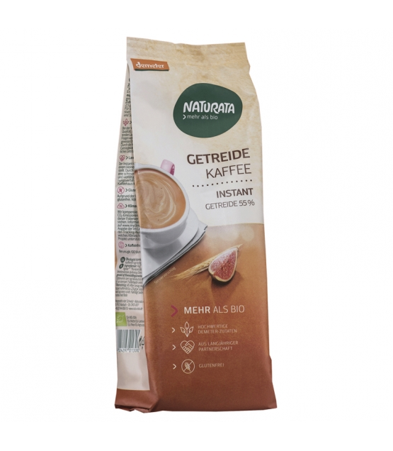 Recharge café de céréales instantané BIO - 200g - Naturata
