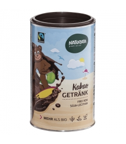 Boisson chocolatée en poudre BIO - 350g - Naturata
