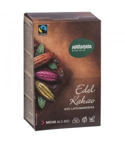 Cacao en poudre faiblement dégraissé BIO - 125g - Naturata